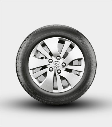 NEXA cars alloy wheels