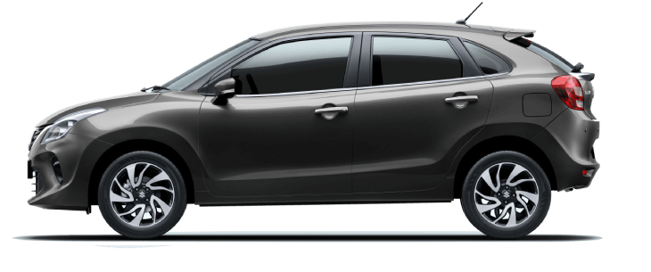 Maruti Suzuki Baleno Granite Grey Colour